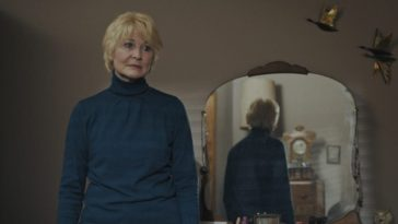 Marissa (Dee Wallace) is no longer the family friend she was in The Nest
