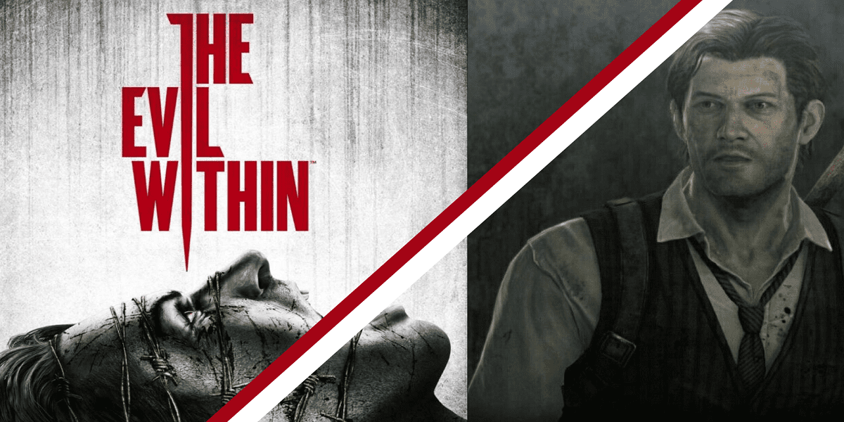 The Evil Within Collage