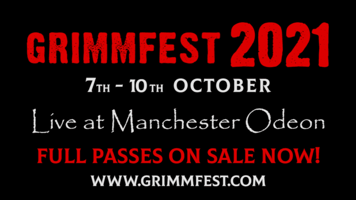 Grimmfest is back