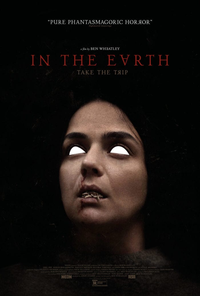 Movie poster for In The Earth