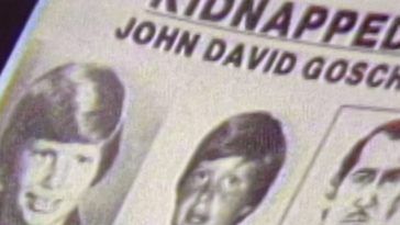 Johnny Gosch missing poster