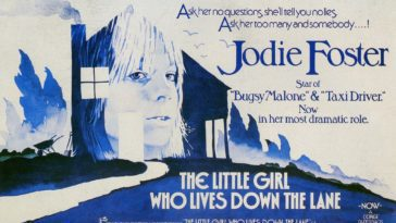 Little Girl Who Lives Down the Lane movie poster