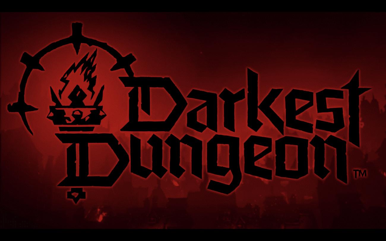 The Darkest Dungeon title logo