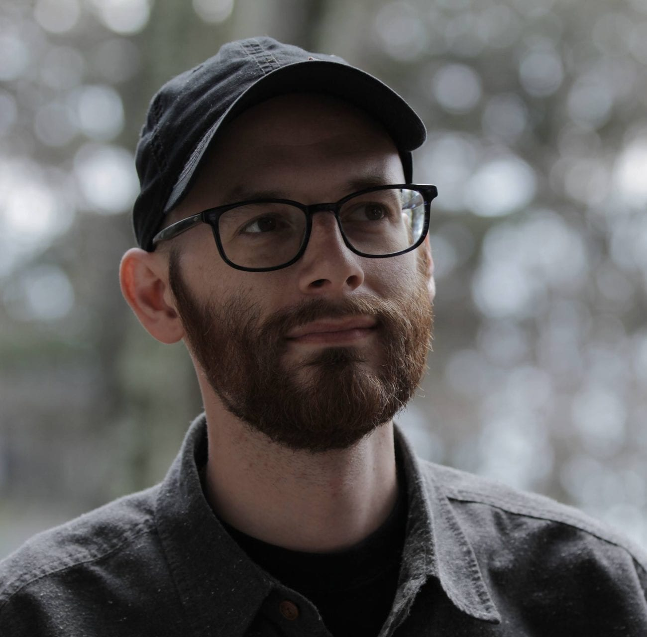 Terence Krey, writer/director of An Unquiet Grave