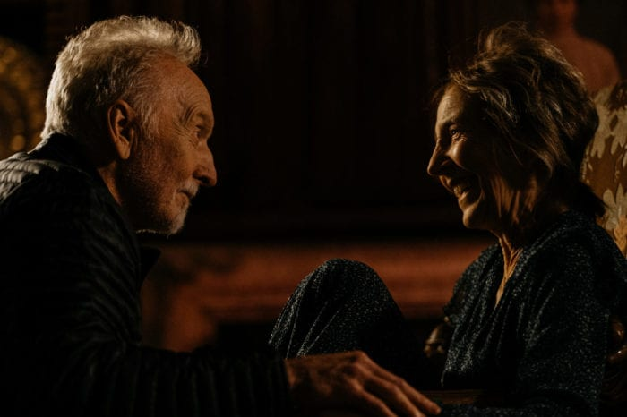 Tobin Bell and Lin Shaye as Edward and Edith Cranston in The Call