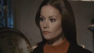 Claudine Auger as Renata in A Bay of Blood.
