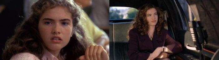 Heather Langenkamp as Nancy as as herself