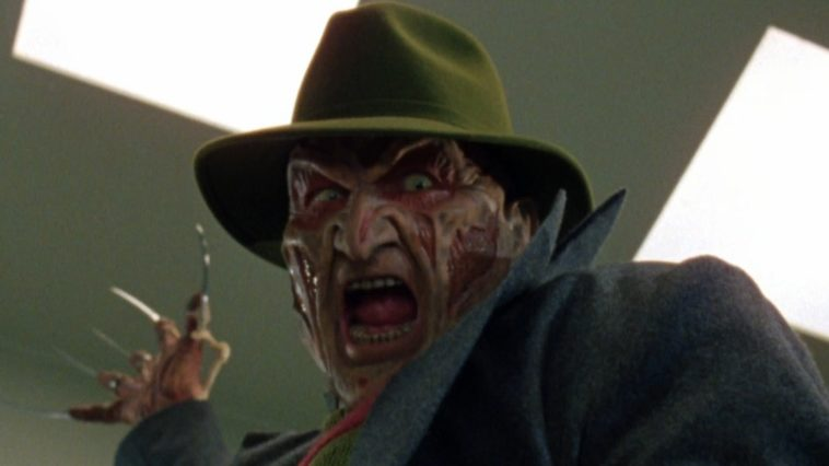 Freddy about to strike