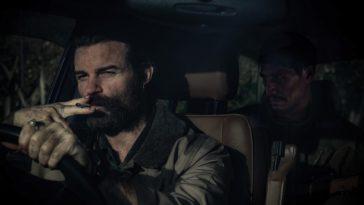 Daniel Gillies as Mandrake, taking control in Coming Home in the Dark