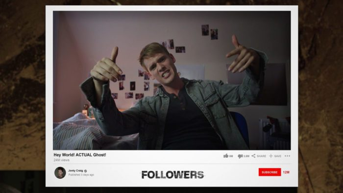 Jonty flexes on his fans as his follower number increases
