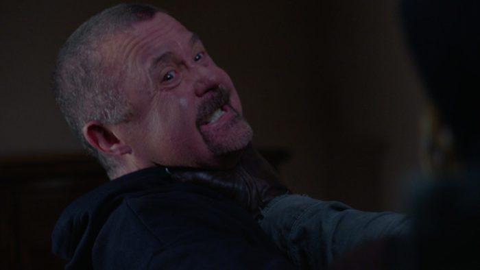 Kane Hodder as himself in 13 Fanboy
