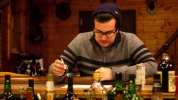 Aaron Bartuska, director of For Roger