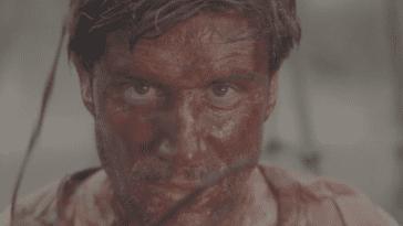 Michael Lombardi as Bishop in The Retaliators