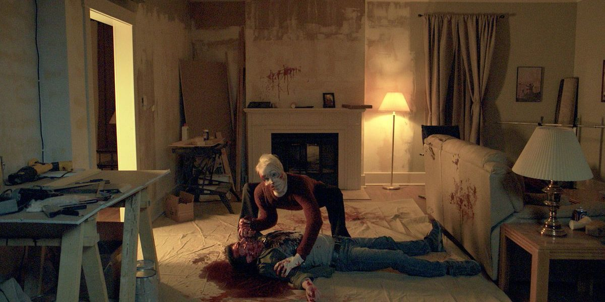 Pretzel Jack kills Jason with extreme prejudice after he and Jillian get into an argument