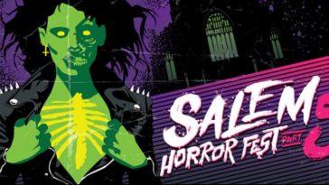 Salem Horror Fest 2021