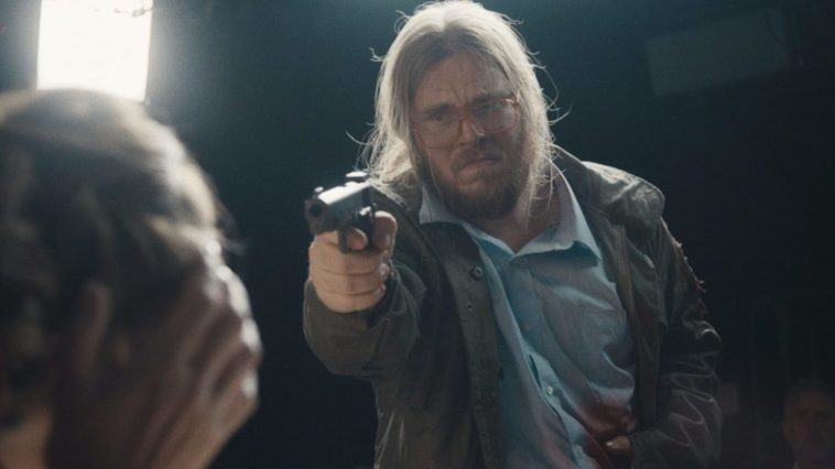 Tinus Seaux as Duncan in The Pizzagate Massacre