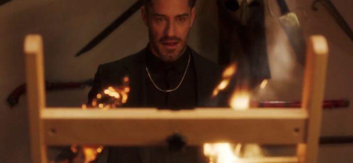 Wade sets The Last Tsuburaya ablaze.