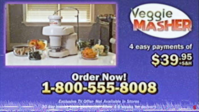 The veggie masher! Great for mashin' veggies